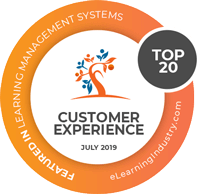 eLearning Industry's Top 20 Best Learning Management Systems based on Customer Experience