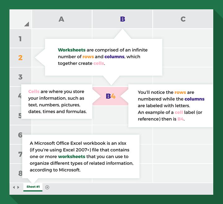 Learn Excel basics