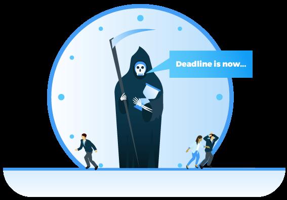 Always Set Deadlines