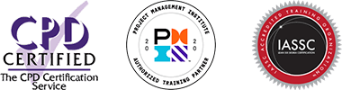 Continuing Professional Development Certification Service, Project Management Institute and International Association for Six Sigma Certification.