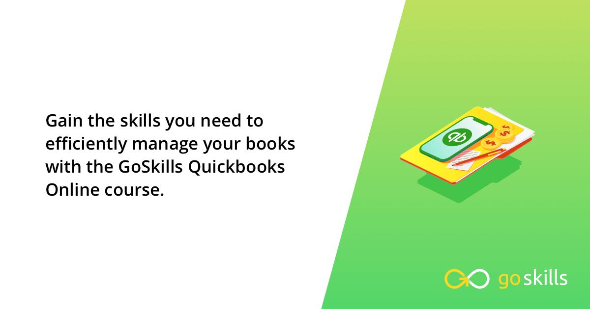 Quickbooks Online Course | Quickbooks Training Online ...