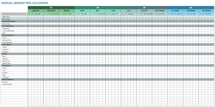 50 free excel templates to make your life easier updated