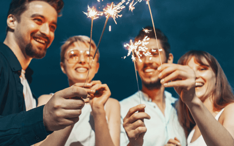 138 New Year's Resolutions for 2020