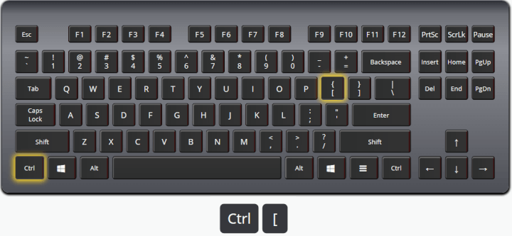 Select direct precedents PC