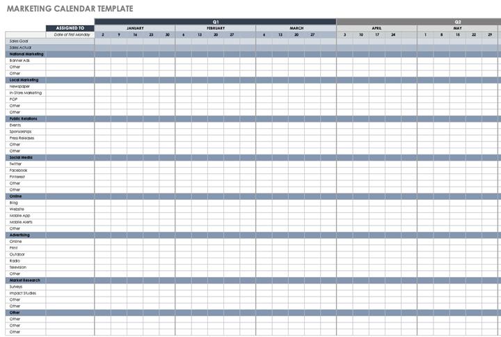Editorial-content-calendar-template