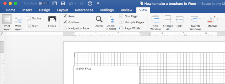 How To Get A Brochure Template On Microsoft Word from cdn.goskills.com