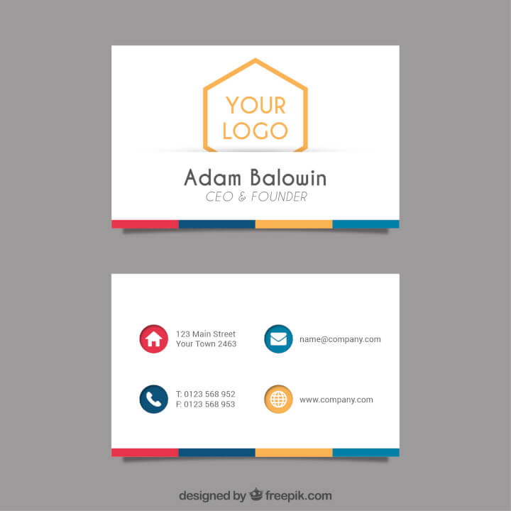 free-business-card-template-realtor