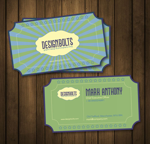 free-business-card-template-movie-ticket