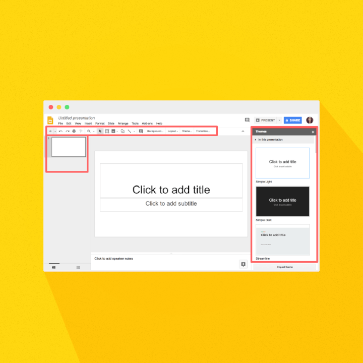 google-slides-new-document