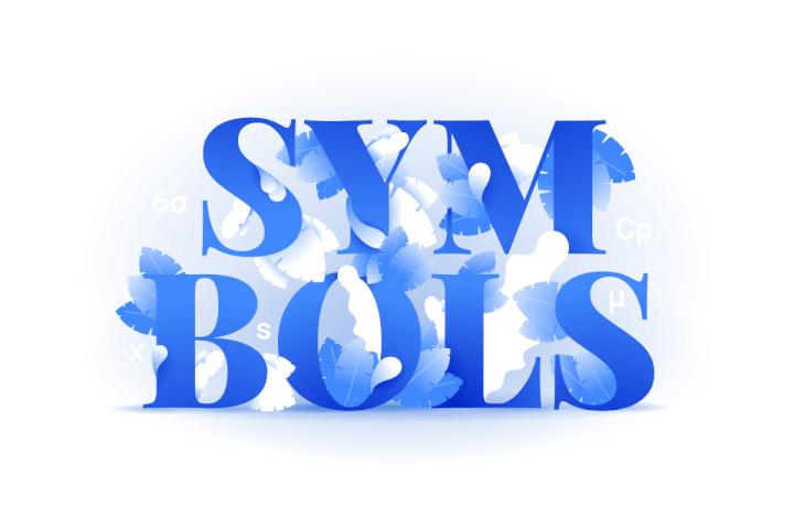 Lean-Six-Sigma-Glossary-SYMBOLS