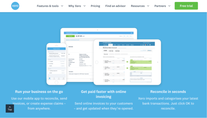 best-tools-for-freelancers-xero