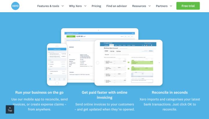 best-tools-for-freelancers-xero