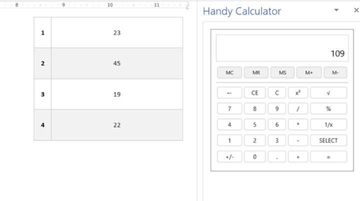 Microsoft-Word-add-ins-calculator
