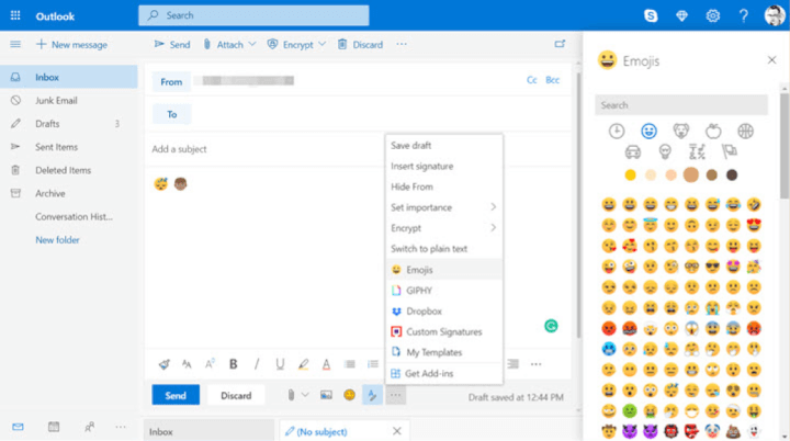 best-outlook-add-ins-emojis
