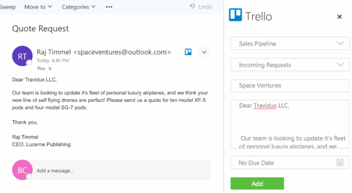 best-outlook-add-ins-trello