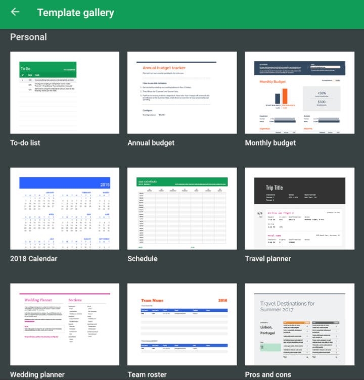 Project-management-template-Google-Sheets-template-gallery