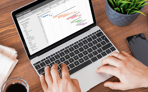The Best Free Gantt Chart Template for Excel