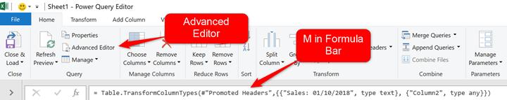 Power-Query-advanced-editor