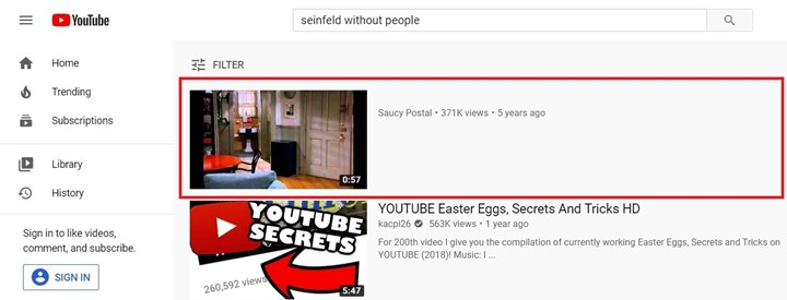 youtube-seinfeld-without-people-best-easter-eggs
