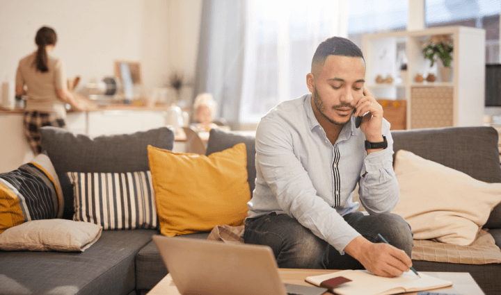 man-working-from-home-onboarding-remote-employees