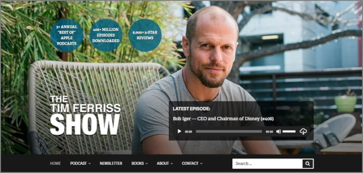 ​Best Productivity Blogs - Tim Ferriss