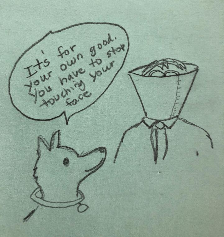 human cone meme
