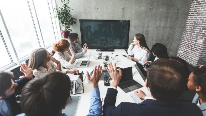 virtual presentation popular
