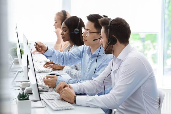 customer service employees upskilling