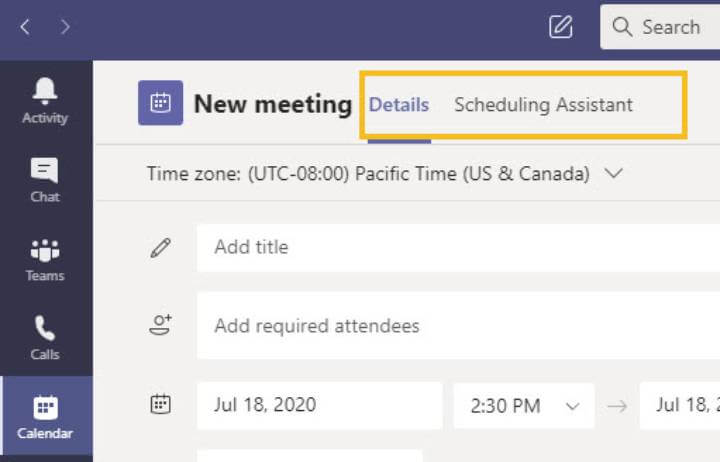 Microsoft Teams - Before Meeting is Saved