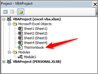 VBA Code Library - This Workbook