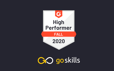GoSkills Named High Performer for Third Consecutive Season in G2's Grid Report