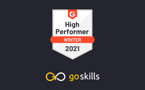 GoSkills Named High Performer for Fourth Consecutive Season in G2's Grid Report