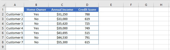 Excel AND function - use with OR