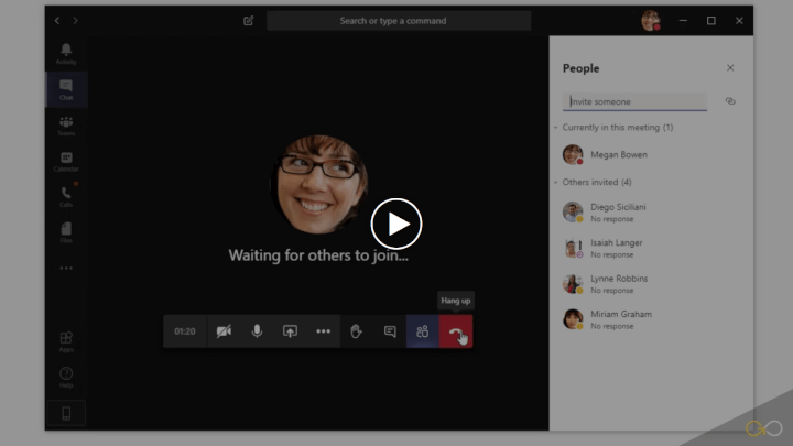 what is microsoft teams - joining a meeting video