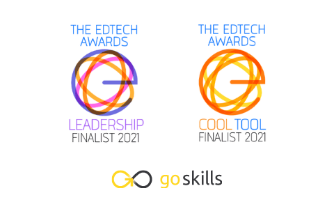 """GoSkills Selected as Finalists for EdTech Digest's Leadership and """"Cool Tool"""" Awards"""