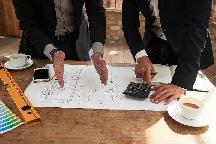 Corporate budgeting process
