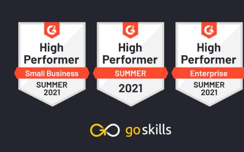 G2 Names GoSkills 'High Performer' and 'Momentum Leader' for Sixth Consecutive Season