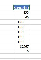 Excel Solver - how to save
