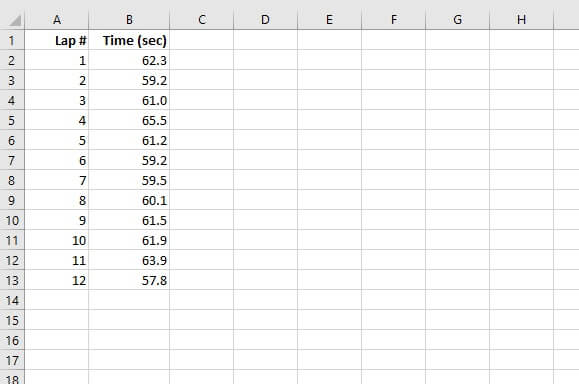 FREQUENCY Excel