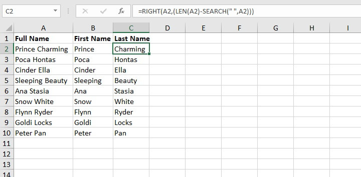 How to alphabetize in Excel