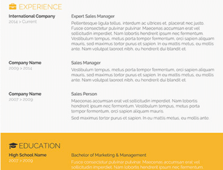 51 Free Microsoft Word Resume Templates Updated July 2020