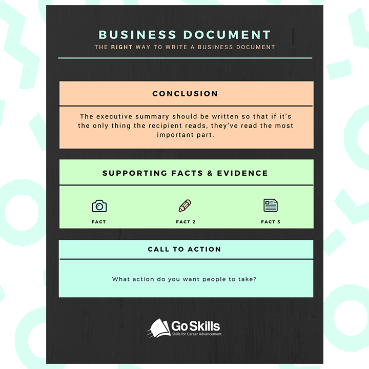 since not everybody will read the document in its entirety good thing you spent hours perfecting it right you dont want to start with unnecessary - Business Documents